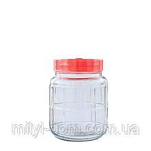 Бутыль для вина 5,7 л, крышка с гидрозатвором