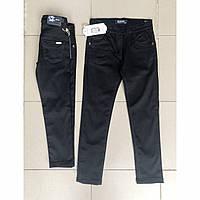 Коттоновые брюки для девочки в школу