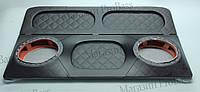 Тюнинг Акустическая полка Volkswagen Golf 2 (Фольксваген Гольф 2) черная