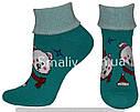 Носки оптом женские махровые с отворотом, фото 9