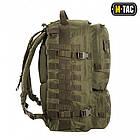 M-Tac рюкзак Trooper Pack Olive 50л олива, фото 4