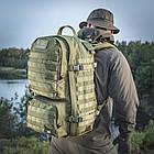 M-Tac рюкзак Trooper Pack Olive 50л олива, фото 5