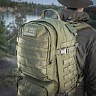 M-Tac рюкзак Trooper Pack Olive 50л олива, фото 8
