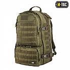 M-Tac рюкзак Trooper Pack Olive 50л олива, фото 2