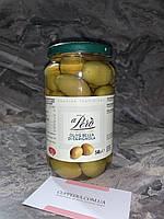 Оливки гиганты a Pero olive bella di cerignola 540 грм
