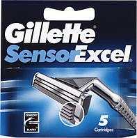 Змінні касети Gillette Sensor Excel 5 (1 шт)