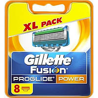 Змінні касети Gillette Fusion Proglide power 8 (1 шт.)