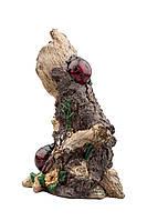 """Светильник садовый Engard на солнечной батарее """"Божья коровка на коряге"""", 26 см (FE-10)"""