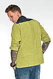 Рубашка мужская OMAT E- GML 003 Oliv, фото 6