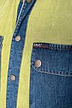 Рубашка мужская OMAT E- GML 003 Oliv, фото 8