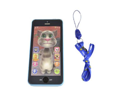 Интерактивный телефон кот Том, фото 2