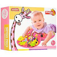 Коврик для младенца 023-23G Жираф