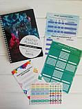 Дневник самоконтроля DiaDay Planner, обложка «Colors», фото 3