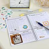 Дневник самоконтроля DiaDay Planner, обложка «Colors», фото 4