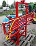 Оприскувач на трактор навісний Polmark (Полмарк) 200 л / 8 м, фото 2