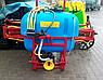 Оприскувач на трактор навісний Виракс Wirax (800 л / 16 м) + плаваючий механізм, фото 3