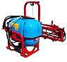 Оприскувач на трактор навісний Виракс Wirax (800 л / 16 м) + плаваючий механізм, фото 6