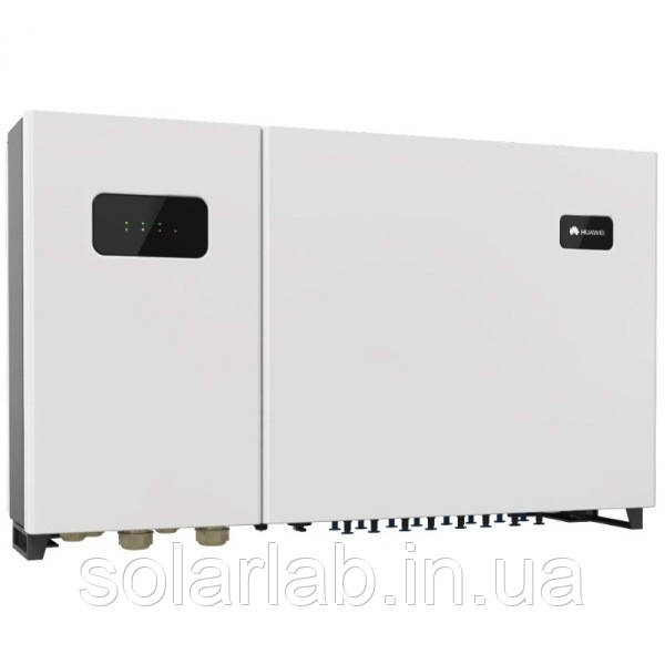 HUAWEI Мережевий сонячний інвертор 30кВт, трифазний Модель SUN2000-33KTL-A, HUAWEI