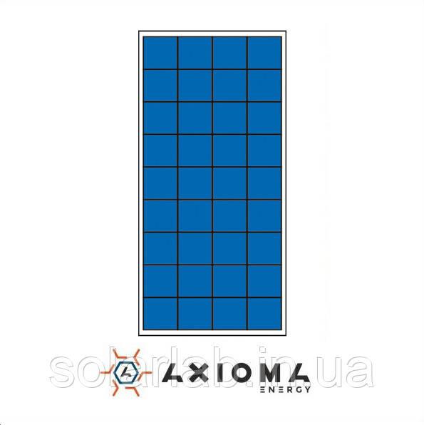 AXIOMA energy Солнечная батарея (панель) 160Вт, поликристаллическая AX-160P, AXIOMA energy