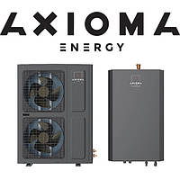 Тепловой насос Invertor + EVI, 18кВт 230В, AXHP-EVIDC-18, AXIOMA energy