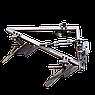 Плуг 2-корпусный для  мототрактора ПЛ7, фото 5