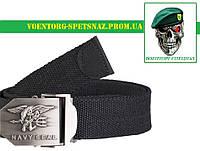 Ремень Mil-tec NAVY Seal (Black)