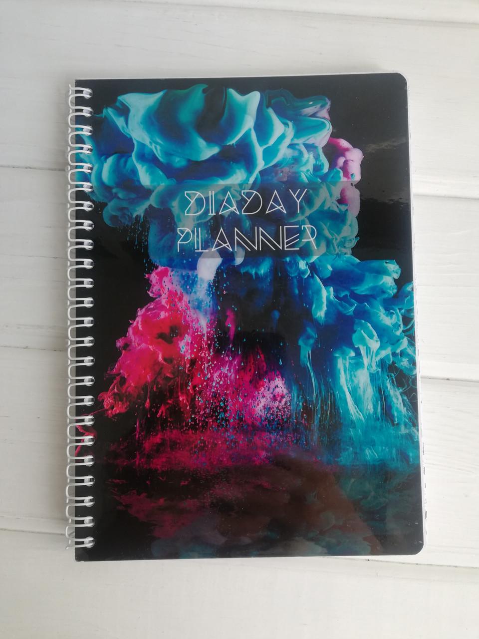 Дневник самоконтроля DiaDay Planner, обложка «Colors»