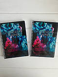 Дневник самоконтроля DiaDay Planner, обложка «Colors», фото 2