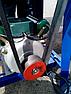 Измельчитель стеблей ДТЗ    ПСЕ-2,6 электрический  (9QZ-0.6), фото 4