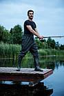 Вейдерсы Pros Standard SP03. Вейдерси. Забродние штани. Забродний напівкомбінезон. Заброди, фото 10
