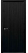 Глухое - Венге Браун (60, 70, 80, 90см). Коллекция Колори А. Межкомнатные двери МДФ Новый Стиль