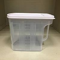 Емкость мерная для хранения сыпучих продуктов 2,5 л