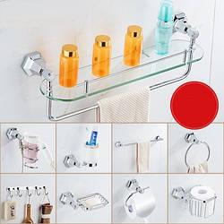 Набір аксесуарів для ванної. Модель RD-9147