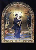Богородица с младенцем (Васнецовская), фото 1
