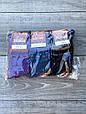 Жіночі носки Люкс Житомир шкарпетки стрейчеві в білий горошок 36-40  12 шт в уп асорті 3-ох кольорів, фото 3