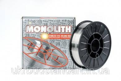 Проволока сварочная для нержавеющих сталей ER308LSi ф 1,2 мм 5 кг