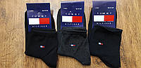 """Чоловічі стрейчеві шкарпетки в стилі """"Tommy Z"""" Туреччина 40-44, фото 1"""