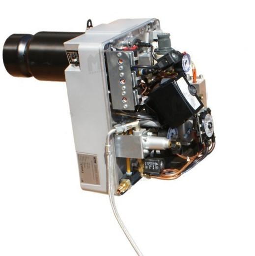 Конструкция Горелки на отработке MTM CTB-80 Фото