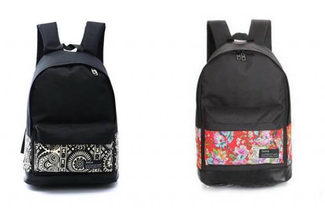 Новый приход рюкзаков