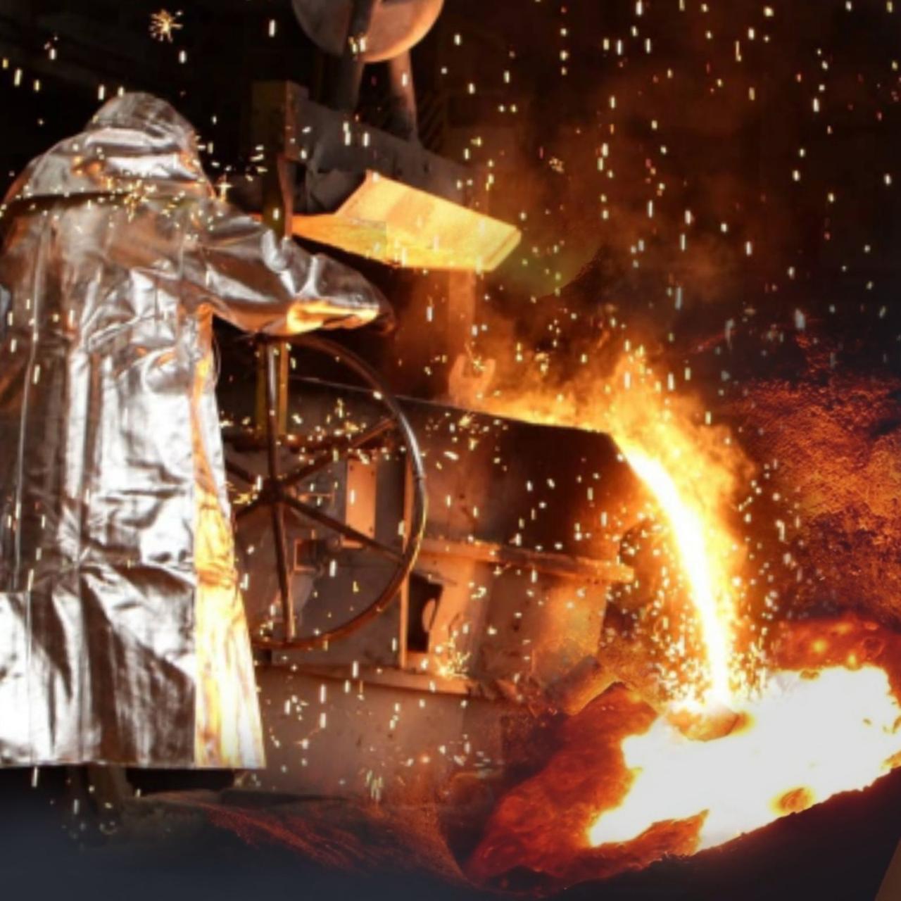 Производство металлический изделий литейным путем