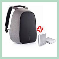 Школьный рюкзак антивор Bobbyс USB портом XD design