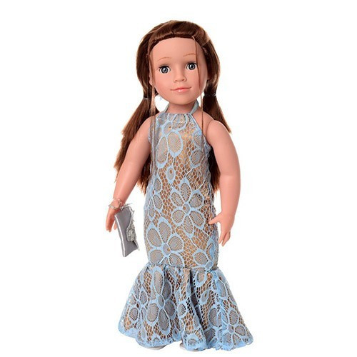 Кукла Limo Toy M 3957-59-60 UA 48см интерактивная украинская озвучка