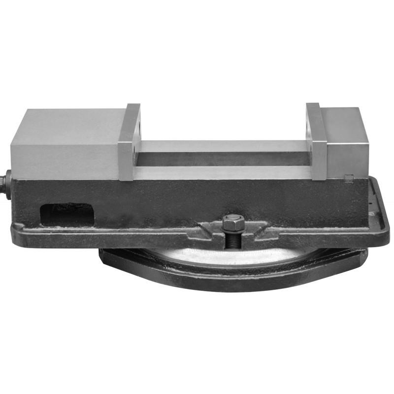 Тиски станочные ротационные 160 мм QH160