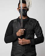 Жилет разгрузочный мужской Kano черный