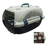 Переноска Tesoro (Тесоро) PAW20 для кошек и собак (37 *33 *57см.), фото 1