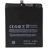 Акумулятор BT66 для Meizu Pro 6 Plus (3400 mAh)