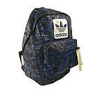 Спортивный рюкзак Adidas + пенал в подарок, фото 2