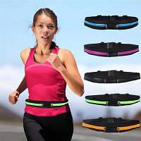 Спортивна сумка на пояс для бігу Go Runners Pocket Belt