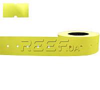Printex Этикет-лента 21x12 прямоугольная лимонная Printex