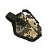 Кобура Форт-12 набедренная с платформой (oxford 600d, пиксель), фото 4